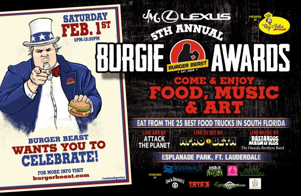 5th Annual Burgie Awards