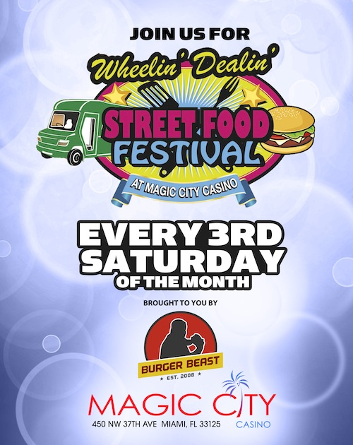 Wheelin' Dealin' Street Food Festival
